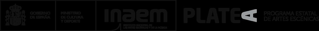 INAEM 02 MONOCROMATICO NEGRO Y PLATEA